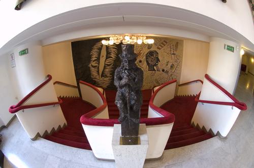 direttore teatro di roma teatro argentina scalinata