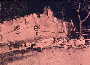 Andy Warhol - Pink Car Crash (1962-1963)