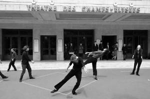 Flash mob (Répétition J-3) foto di Jean Philippe Raibaud