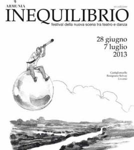 Locandina Inequilibrio 2013