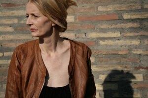 Daria Deflorian - Foto di Serafino Amato