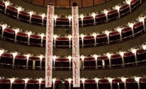 Foto Teatro Valle Occupato