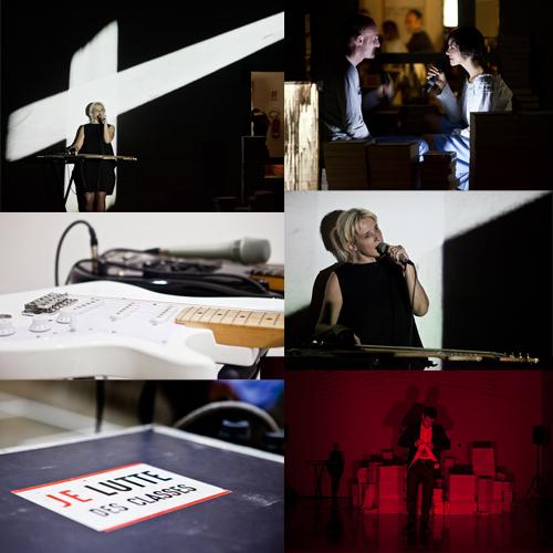 balletto civile collage di Futura Tittaferrante