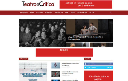 schermata listino prezzi banner for page