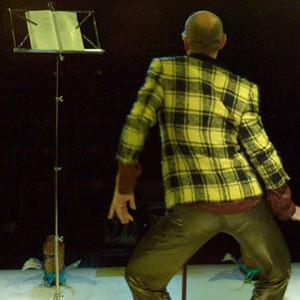 danza contemporanea Giorgio Rossi/Sosta Palmizi ALMA