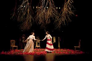 teatro portoghese Os juramentos indiscretos, di Marivaux