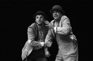 teatro portoghese Aspettando Godot, by Samuel Beckett