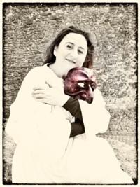 Elisabetta Centore. Foto di Cesare Sannoner