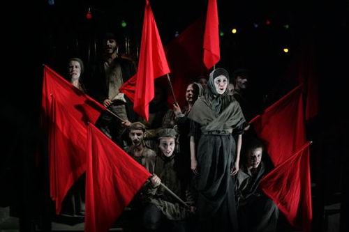 'La Madre' del Teatro Elicantropo, vincitore Festival di Resistenza 2013