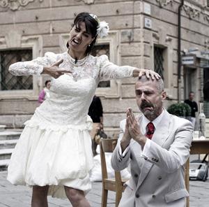 danza contemporanea Scene da un matrimonio di Roberto Castello
