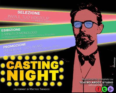 Casting Night