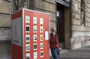 Cabine telefoniche teatrali - Pietro Colombo Leoni, Flavio Moriniello