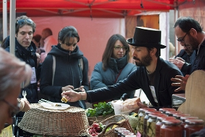 Tour food. Mercato Contadino - foto P.C.L., F.M.