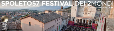 programma spoleto festival 2014