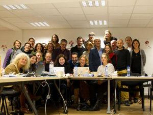 Un meeting internazionale di Smartit