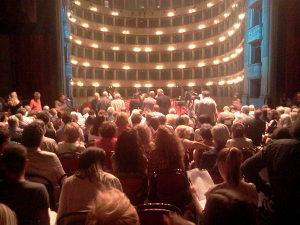 Teatro di Roma 2014 2015 conferenza stampa foto di Andrea Pocosgnich Teatro e Critica