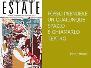 Quaderni del Teatro di Roma