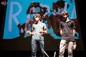 Cristian Ceresoli e Simone Traversa. foto Valeria Tomasulo