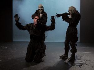 Drodesera festival War Now (Teatro Sotterraneo e Valters Sīlis)