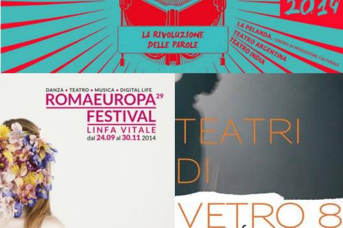 romaeuropa festival short theatre teatri di vetro 2014