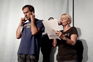 short theatre insulti al pubblico accademia artefatti