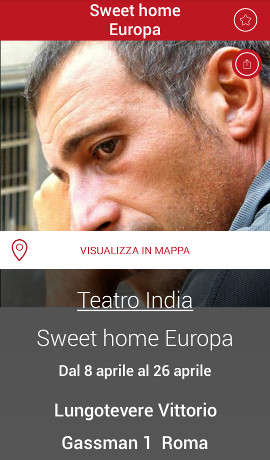 sweet home europe arcuri teatro india