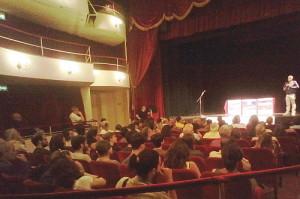 Casa dei Teatri conferenza teatri di cintura 25 giugno 2015
