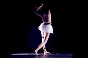 La mia gamba sinistra. Foto Giulia BIletta
