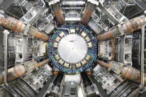 ATLASdetectoratCERN