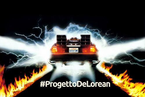 progetto de lorean