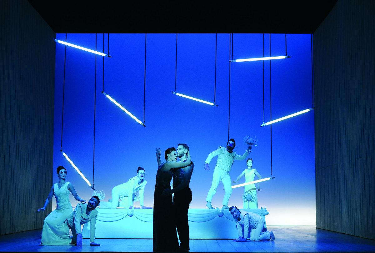 BoB Wilson Piccolo Teatro di Milano Odissea