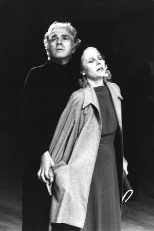 Elvira o la passione teatrale, 1986. Foto di Luigi Ciminaghi