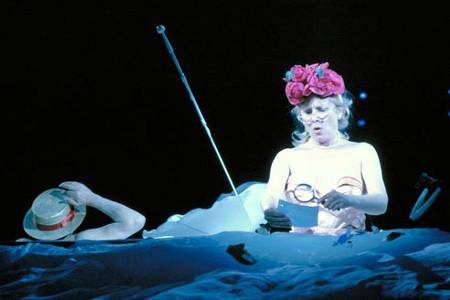 Giorni Felici, 1986. Foto di Luigi Ciminaghi