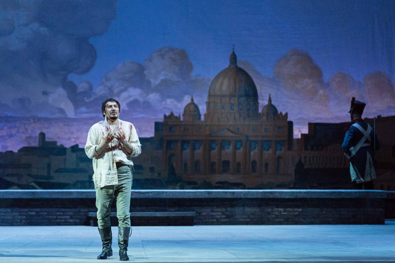 Tosca_Atto III_Stefano La Colla (Cavaradossi) ®Opera di Roma 2015-16_Yasuko Kageyama_