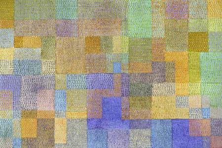 Paul Klee, Polyphony, 1932