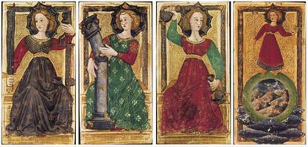 Tarocchi medievali