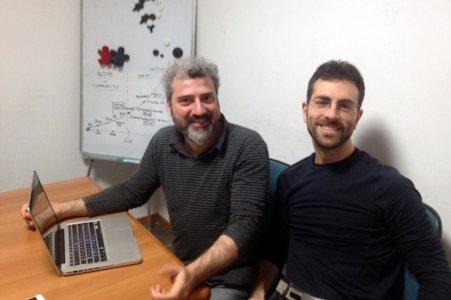 Armando Giorgi e Stefano Santomauro
