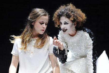 Calderón regia di Federico Tiezzi - Camilla Semino Favro e Arianna Di Stefano - foto di Achille Le Pera
