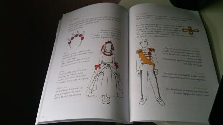 L'interno del libro