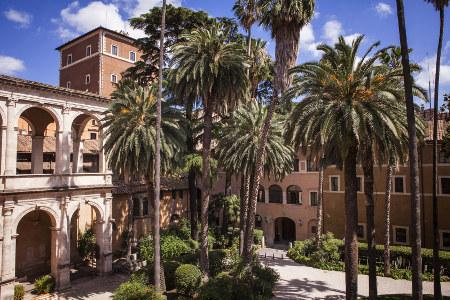 Palazzo Venezia - foto Claudia Pajewski
