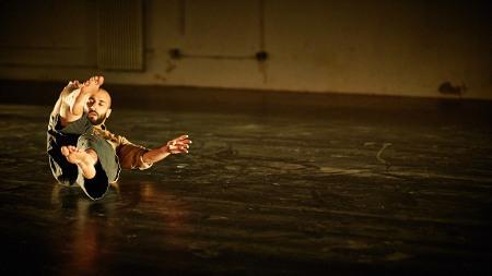 Daniele Ninarello. Foto di Tanztendenz by Birken Holz