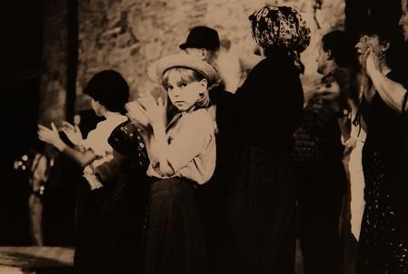 Il teatro povero di Monticchiello. Archivio storico del teatro
