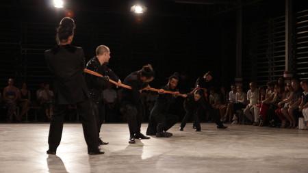 """Balletto Civile """"Before Break"""" foto Michela vernazza"""