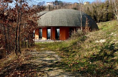 Dimora di Mondaino - foto www.thatscontemporary.com