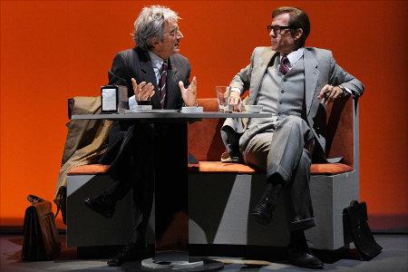 Americani, Teatro Eliseo, Foto, di Bepi Caroli