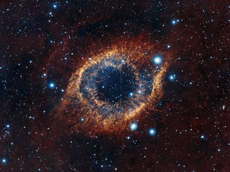 La Nebula Helix, nella costellazione dell'Acquario - annesastronomynews.com