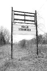 """Hello stranger"" di Terry Richardson"