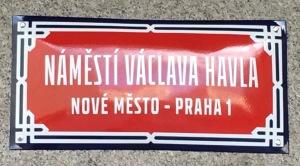 Piazza Vaclav Havel, Praga
