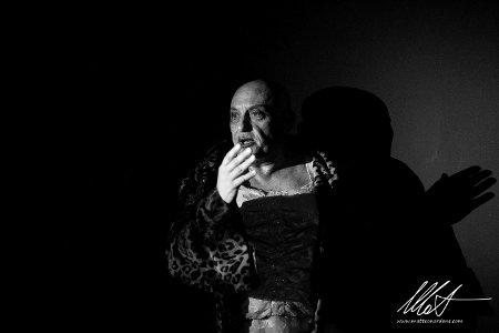 Duccio Camerini nella foto di Matteo Nardone