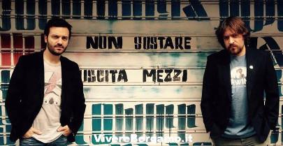 Massimo Loizzi e Riccardo Goretti